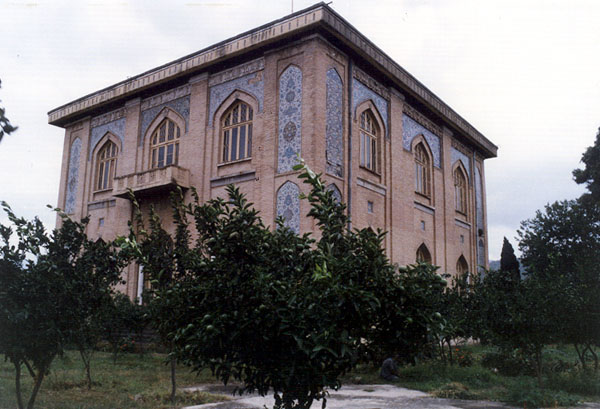 كاخ صفي آباد